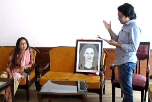 Meeting with Dream Girl Hema Malini 1